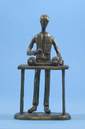 Picture of #224 Bar Mitzvah Sculpture