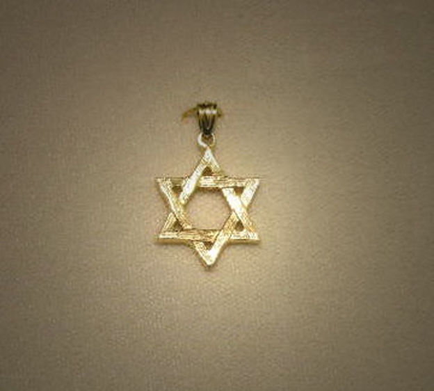 Picture of #G144 Striated Star of David