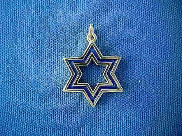 Picture of #G151 Star of David