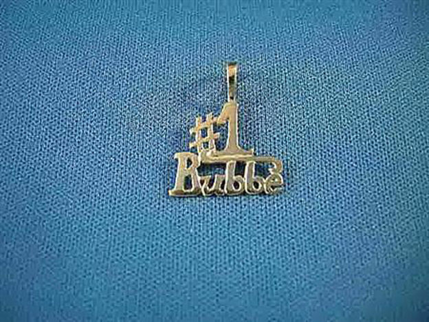 Picture of #G308 Bubbe Charm