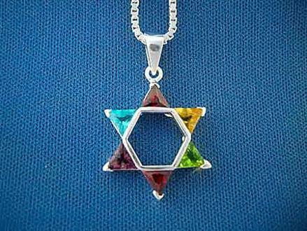 Picture of #S170 Star of David