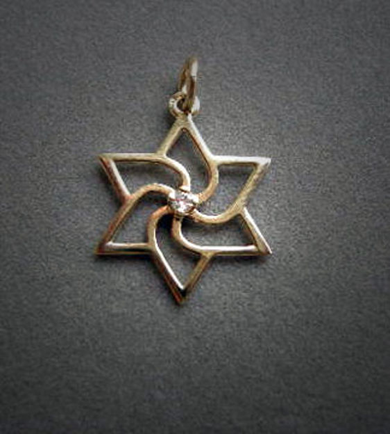 Picture of Star of David