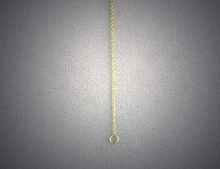 Picture of #GLROPE 14K Yellow Gold Light Rope Chain