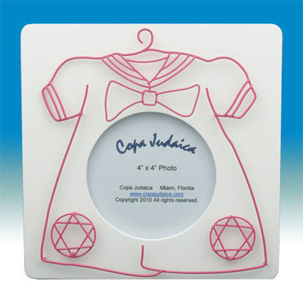Picture of #645 Pink Wire Frock