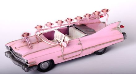 Picture of #213 Pink Cadillac