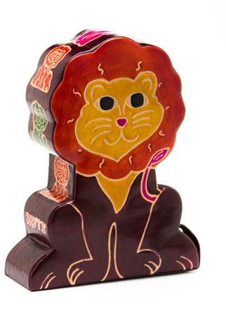 Picture of #100-8 Cashbah Lionel - Lion