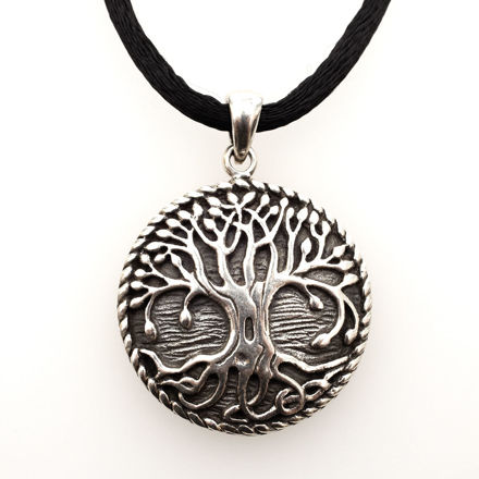 Picture of #S658 Tree of Life Pendant Set