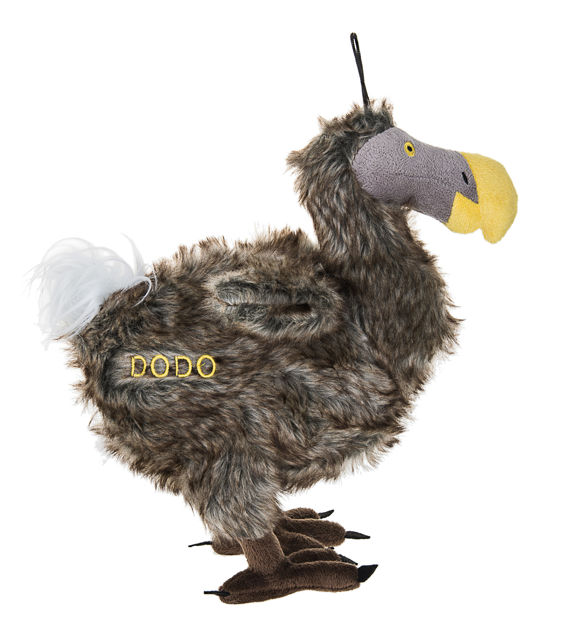 Picture of #981- Dog Toy Dodo Schmuck the Bird