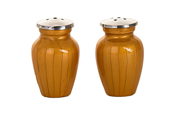 Picture of #3003-G Salt and Pepper Gold