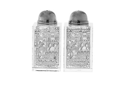 Picture of #3007 Jerusalem crystal Silver