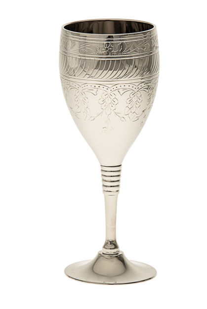 Picture of #825 Kiddush Cup stainless steel