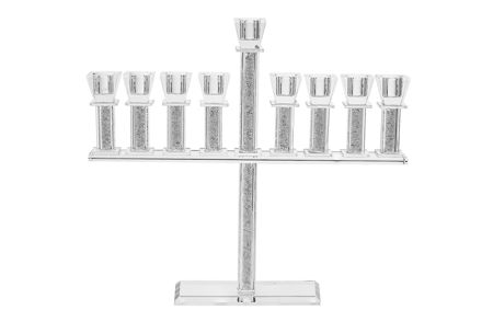 Picture of #176 Menorah Crystal