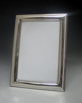 Picture of #1049-4 Picture Frames Sterling Silver 5x7