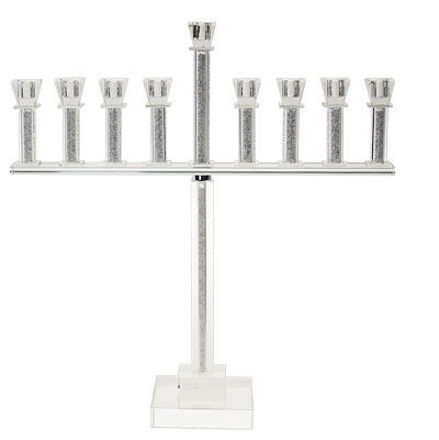 Picture of #177 Menorah Crystal with stones