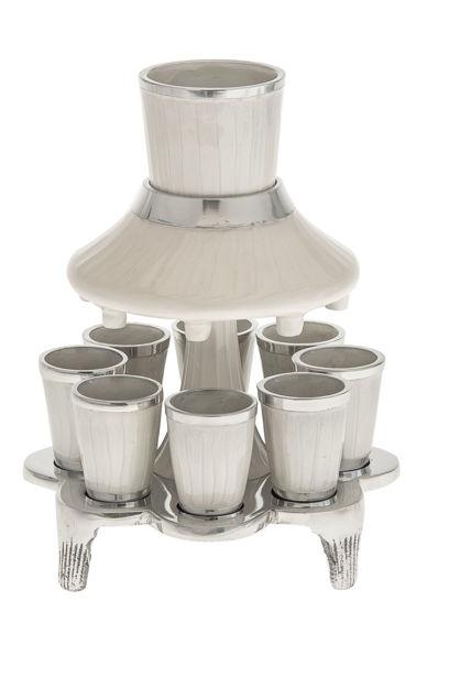 Picture of #4704-W Fountain White Enamel