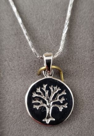 Picture of S328 Petite Tree of Life medallion